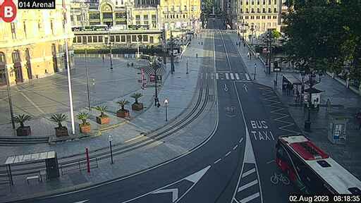 Web-камера Бильбао в онлайне